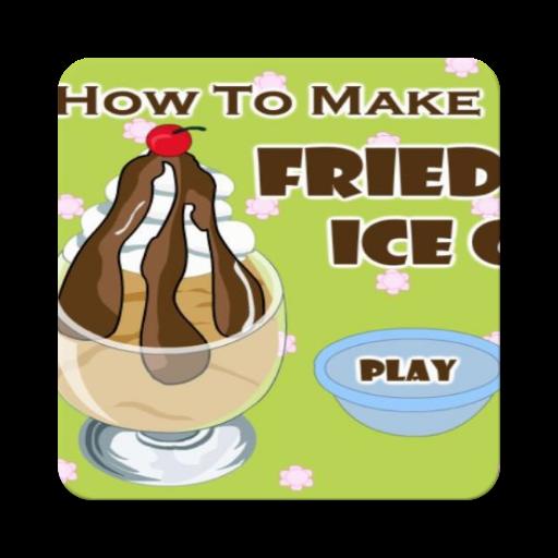 How To Make Fried Ice Cream game (How To Make Ice Cream)