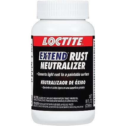 Amazoncom Loctite 8 Ounce Extend Rust Neutralizer 1381192 Home
