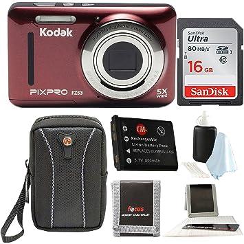 Review Kodak PIXPRO Friendly Zoom