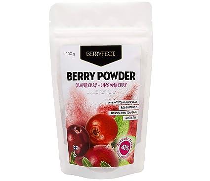 Rote Cranberry zur Gewichtsreduktion