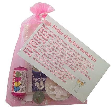 Madre de la novio novedad regalo de bodas gracias Regalo /& tarjeta