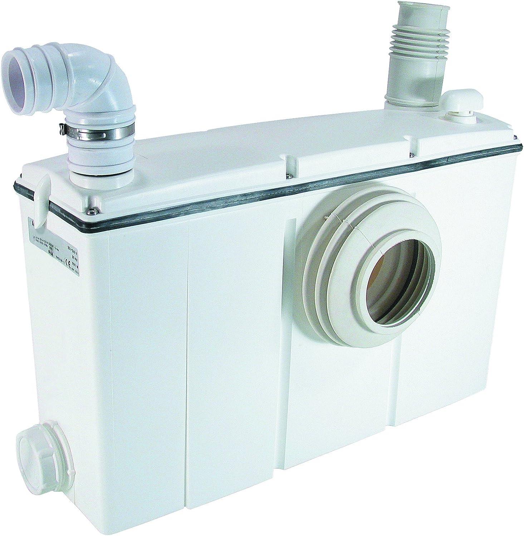 Setma Hebeanlage Watergenie C für WC - Kleinhebeanlage Test