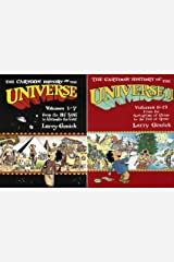 The Cartoon History of the Universe (2 Book Series) Kindle Edition