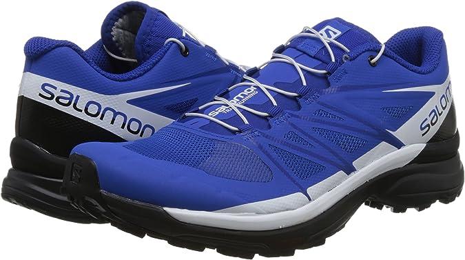SALOMON Wings Pro 3, Zapatillas de Trail Running para Hombre: Amazon.es: Deportes y aire libre