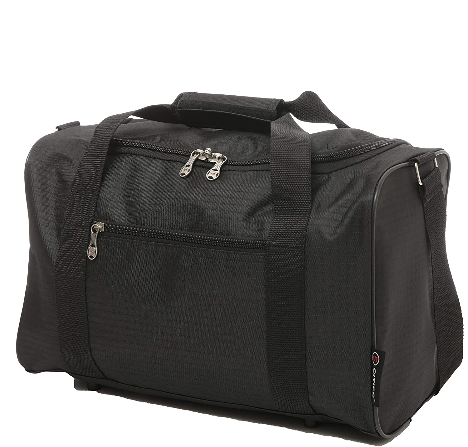 5 Cities New Nov Ryanair 40x20x25 Maximum Sized Cabin Holdall – Take The Max on Board!