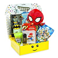 Deals on Toy Box Monthly Kids Toy Subscription Box: Boys Ages 4 to 8