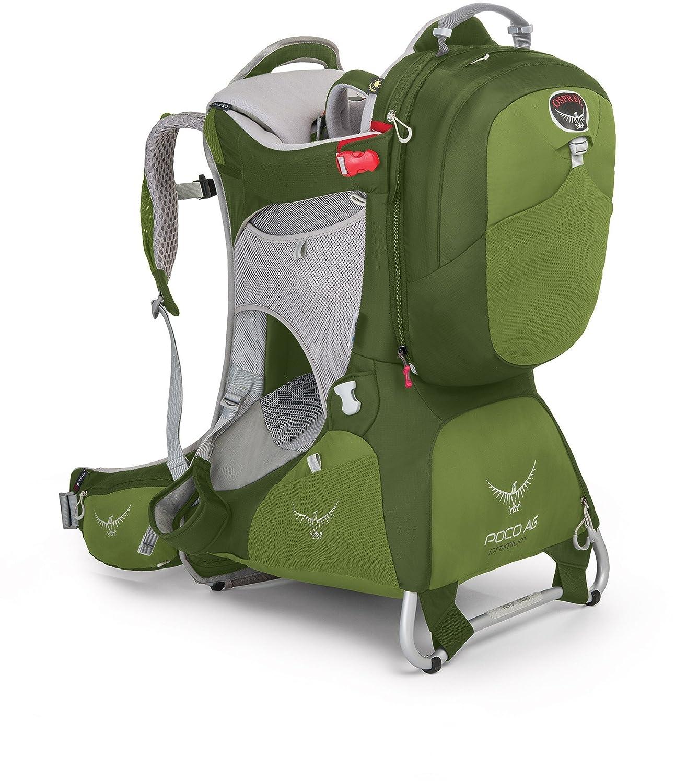[オスプレイ]Osprey Poco AG Premium Child Carrier ベビーキャリア One Size [並行輸入品] B01MRD5NN6 IVY GREEN IVY GREEN