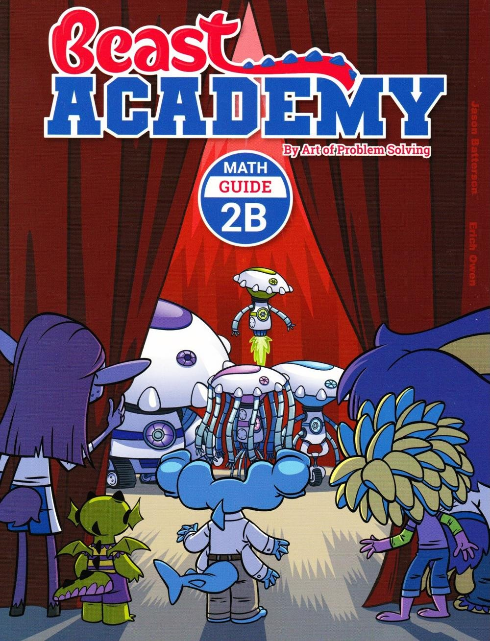 AoPS 2-Book Set : Art of Problem Solving Beast Academy 2B Guide and Practice 2-Book Set pdf