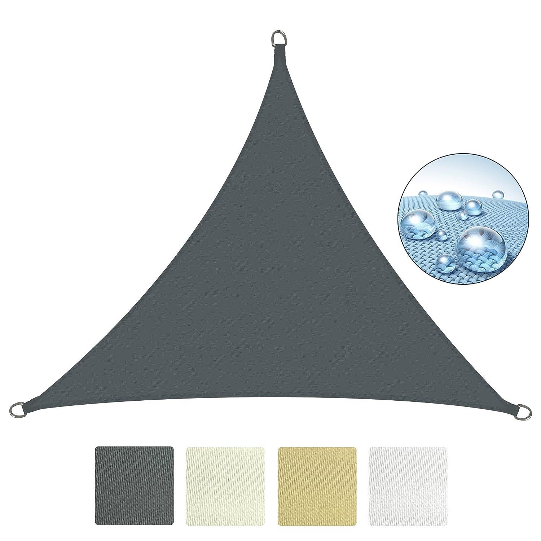24 tlg Edelstahl Sonnensegel Zubehör Wasserabweisend Montageset Befestigung Set