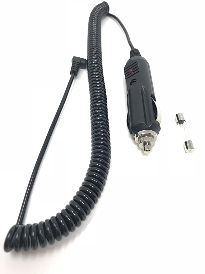 Amazon.com: GENERIC CAR Coiled Power Cord Replacement for Cobra XRS 9690, XRS-9690 Radar Detector: Car Electronics