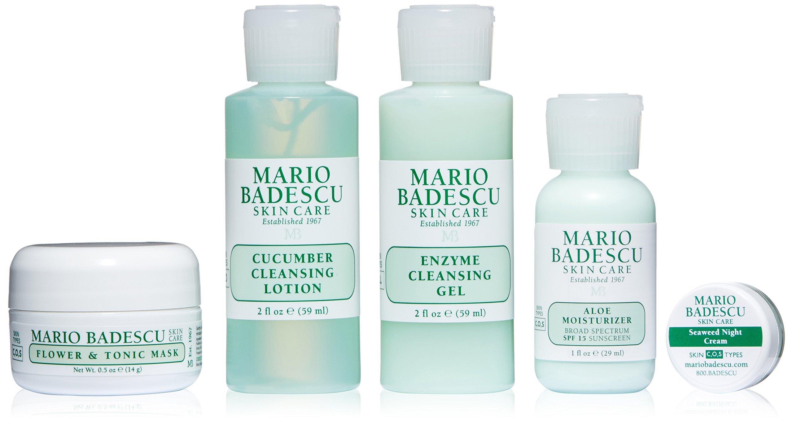Mario Badescu Combo/Oily Regimen Kit, 5.5 oz. by Mario Badescu