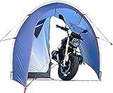 DL Adventure Dromedary Motorcycle Tent