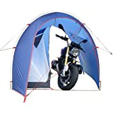 DL Adventure Dromedary Motorcycle Tent, Patent Design and Ultimate Lightweight