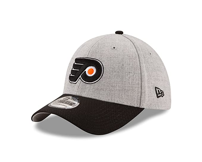 release date 58dfd 10736 New Era NHL Philadelphia Flyers Adult Change Up Redux 39THIRTY Stretch Fit  Cap, Large