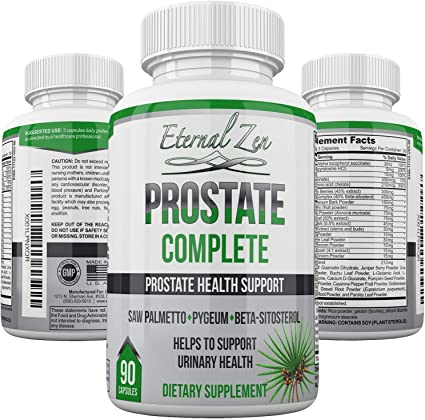 prostate beta sitosterol saw palmetto
