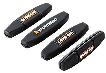 Amazon.com: Paquete de 4 amortiguadores de vibración de ...