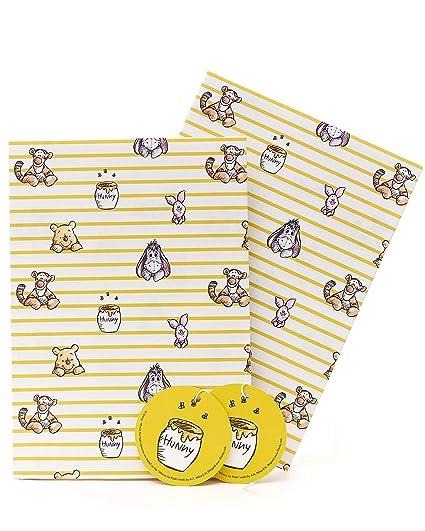 Papel de regalo de cumpleaños para niños, hojas de papel de ...