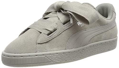 on sale e81dc 7db08 Puma Mädchen Suede Heart SNK Jr Sneaker
