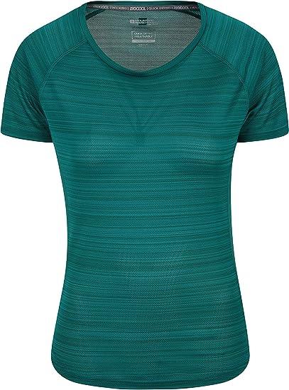 AWDis WOMEN/'S SPORT V-NECK T-SHIRT WICKABLE SUN PROTECTION GYM RUNNING YOGA TOP