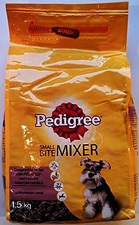 Pedigree Small Bite Mixer 4x15kg 4x15kg Amazoncouk Pet Supplies