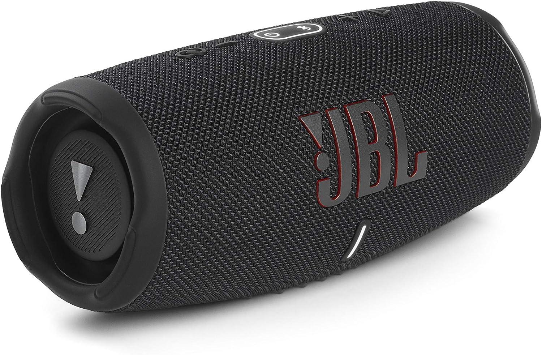 Jbl Charge 5 Bluetooth Lautsprecher In Schwarz Elektronik