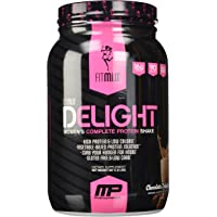 Fitmiss Delight 2 Lbs Chocolate Proteína para mujer