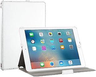 """StilGut UltraSlim, Custodia con Funzione Supporto per Apple iPad PRO 9.7"""" (2016), Bianco"""