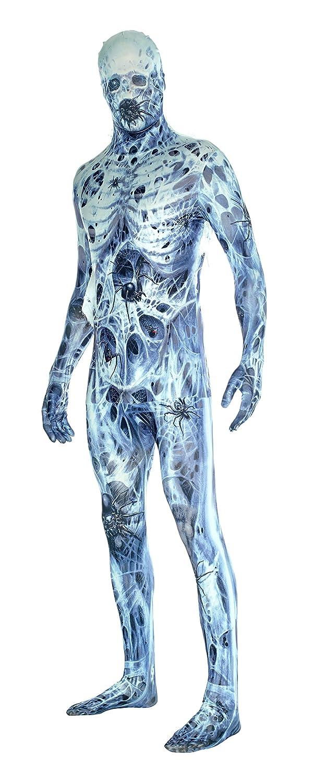 Morphsuits MLBOM2 - Boil Monster Erwachsene Kostüme XXL 6 Zoll 1 - 6 Zoll 9, 186 cm - 210 cm, XXL, Multi Spinne Monster M
