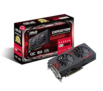 ASUS AMD Radeon RX 570 Expedition: Amazon.es: Electrónica