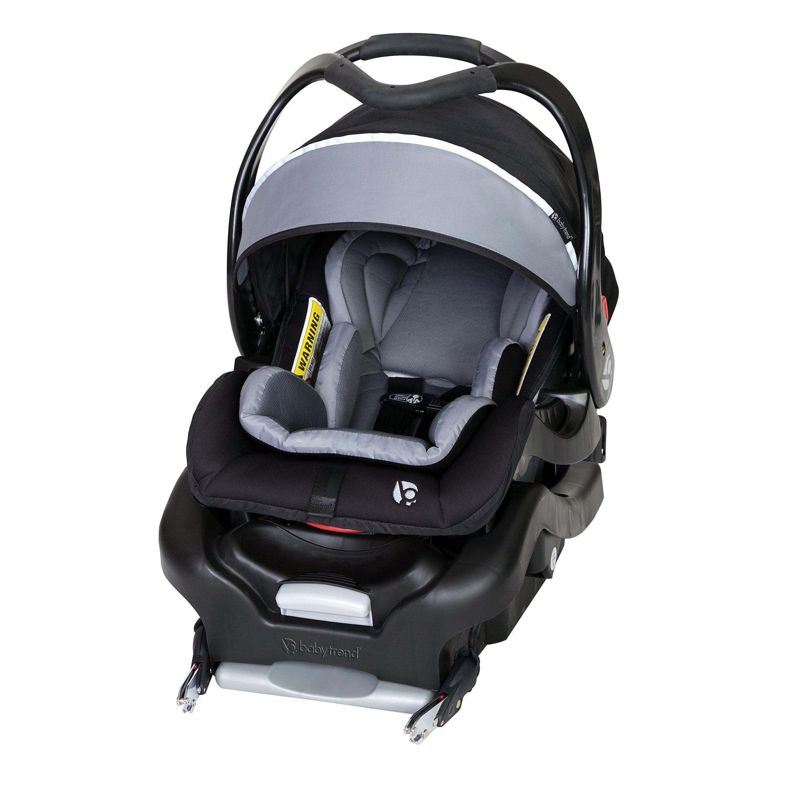 Baby Trend Secure Snap Tech 32 Infant Car Seat, Zinc