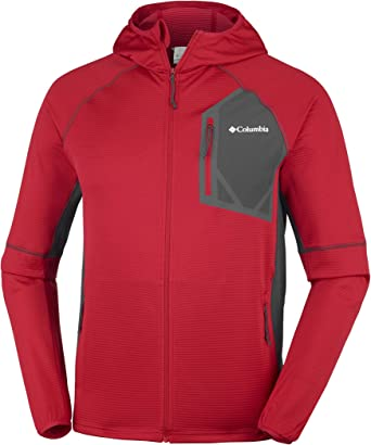 Columbia Triple Canyon Hooded Fleece Chaqueta Polar, Hombre ...