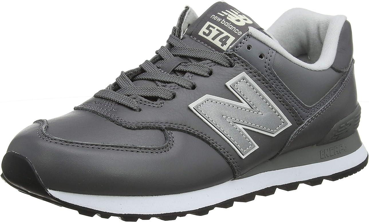 zapatillas new balance hombre gris
