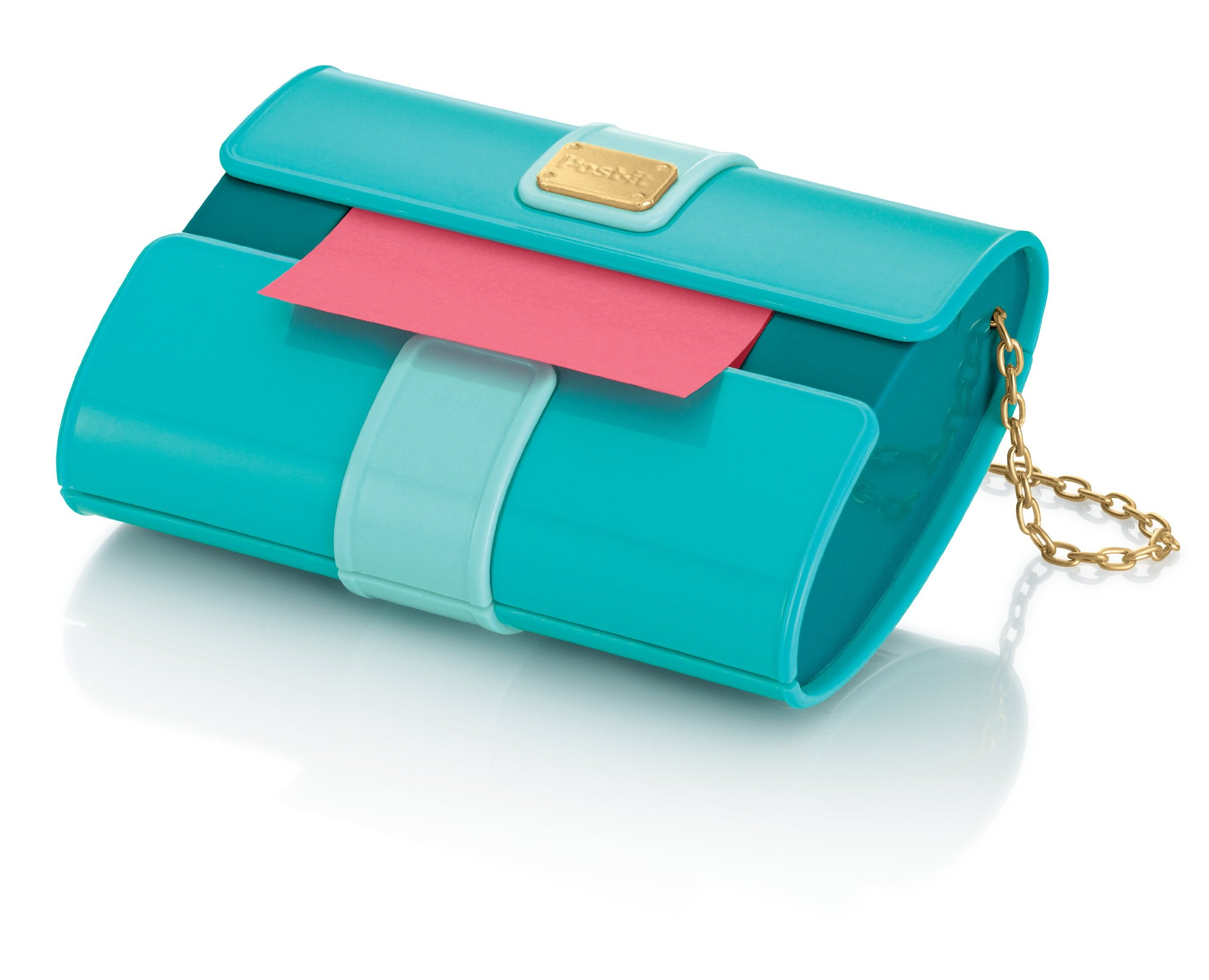 Post-it Pop-up Notes Dispenser for 3 x 3-Inch Notes, Clutch Purse style by Post-it