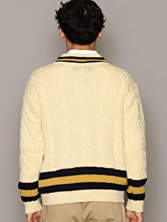 Wool Cricket Sweater 3213-499-1028: Off White