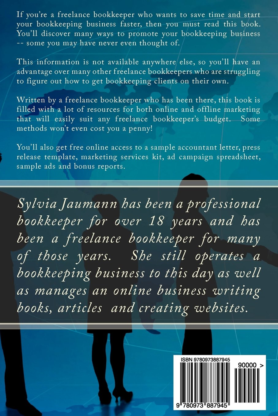 how to get bookkeeping clients quickly the bookkeeping business marketing guidebook amazoncouk sylvia jaumann 9780973887945 books - Freelance Bookkeeper