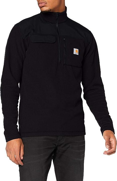 show original title Details about  /Carhartt Fallon 1//2 Zip Sweatshirt