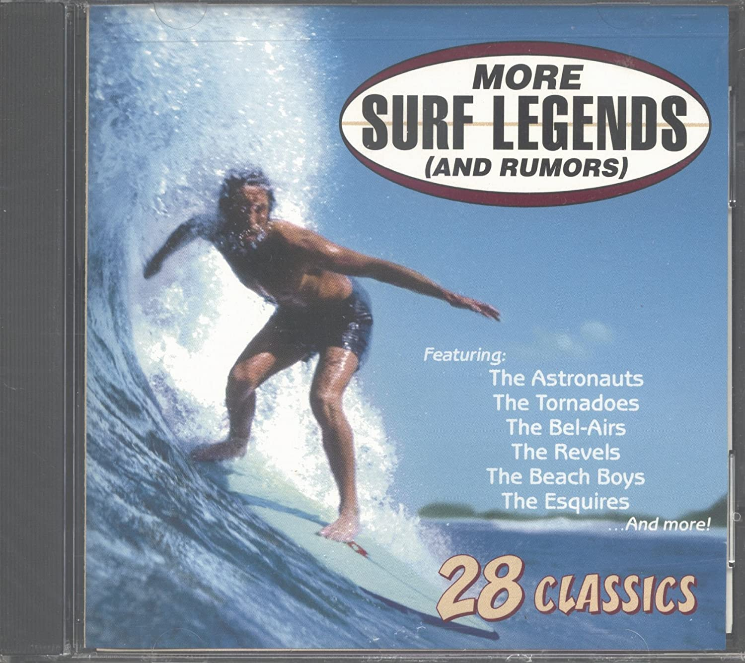 More Surf Legends & Rumors