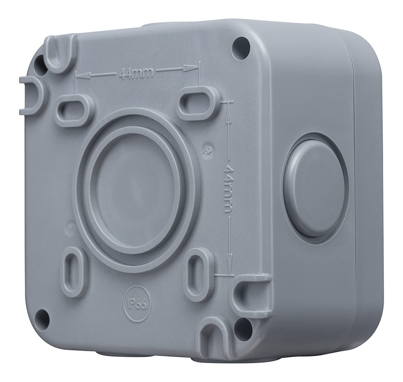 Masterplug WP30 20A grado di protezione IP66 Interruttore per esterni impermeabile