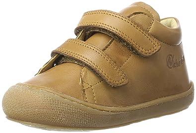 Naturino 3972, Chaussures Bébé Garçon - Marron - Braun (Braun - 9103),19 EU