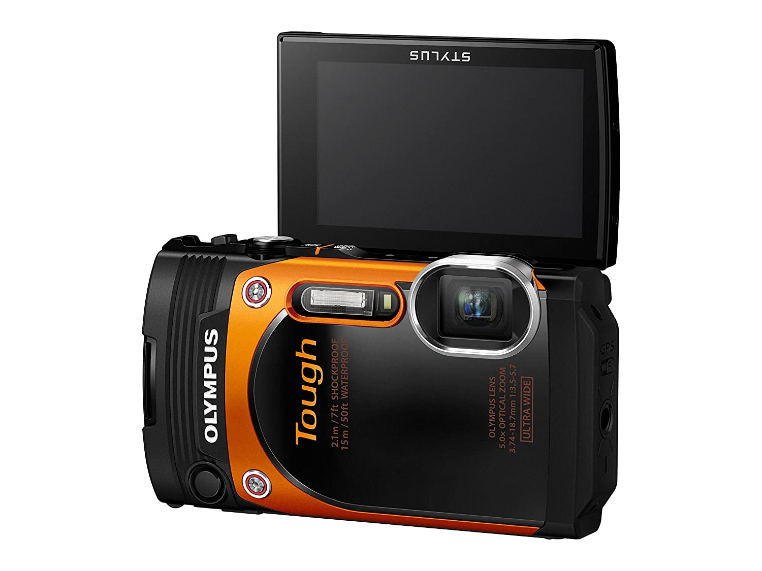 Olympus Digital Camera 5 Amazon.com : Olympus TG-860 Tough Waterproof Digital Camera with 3-Inch LCD  (Orange) : Camera u0026 Photo