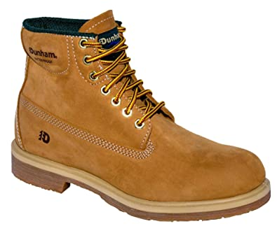 Amazon.com | 7767 Dunham 7767 Men's Waterproof Work Boot, Size ...