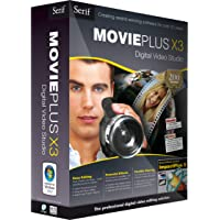 MoviePlus X3 Digital Video Studio (PC DVD)