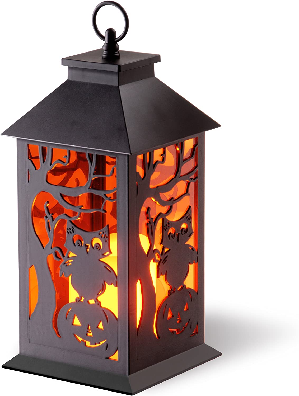 Halloween Owl Lanterns