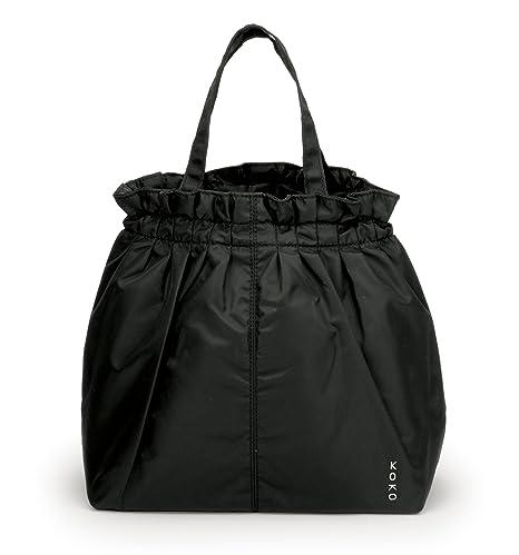 Amazon.com: Koko Jenn Bolsa para el almuerzo, Negro: Kitchen ...