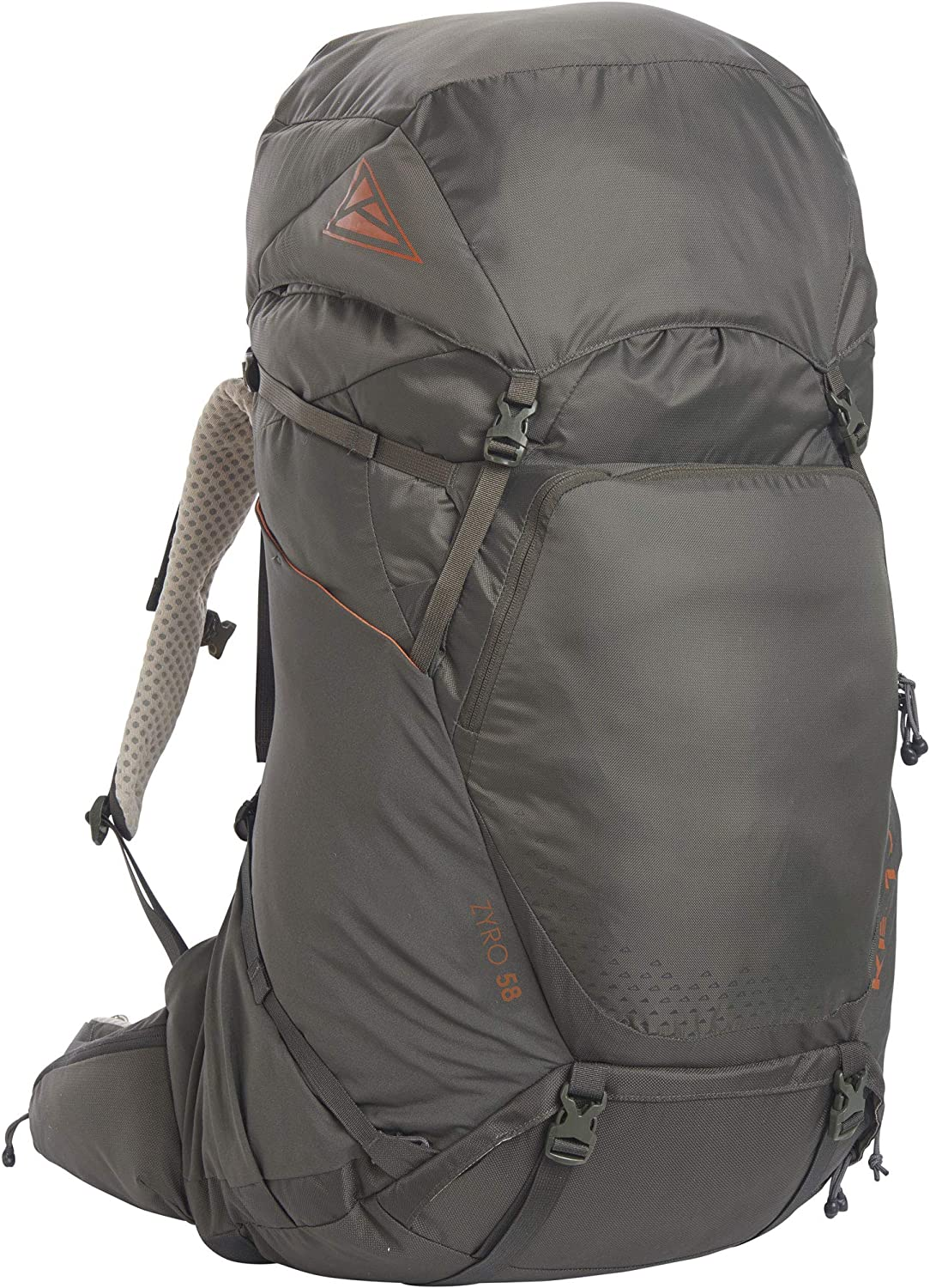 Kelty Zyro 58 Hiking Backpack – Hiking, Backpacking Travel Backpack Hydration Compatible