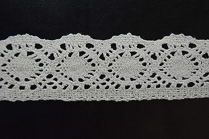 White venise lace applique u pretty cute fabric lace