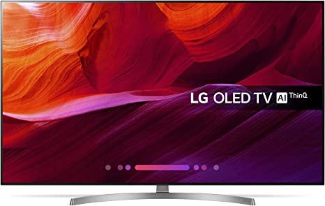LG - Tv-Oled-13970-Cm-55-Lg-Oled-55B8S-Uhd-4K-Smart-Tv: Amazon.es: Electrónica