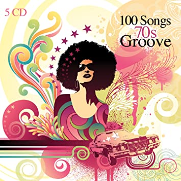 box 5 cd 100 songs 70s groove disco afro funk soul