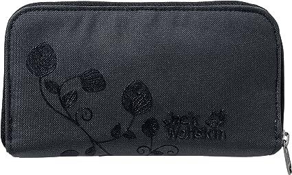 Amazon.com: Jack Wolfskin Casherella Large Zippered Wallet ...