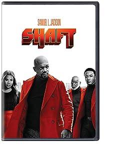 Shaft (2019) (DVD)